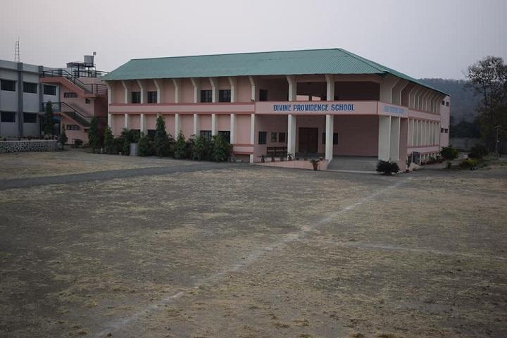 Divine Providence School-School Campus View