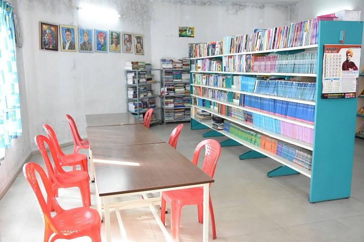 Dnyanada English School-Library