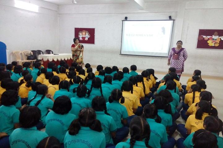 Dnyanada English School-MultiPurpose Hall