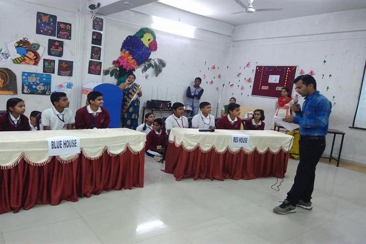 Dnyanada English School-Quiz Competition
