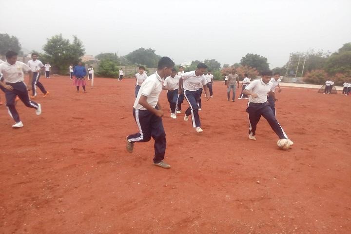 Dnyanada English School-Sports