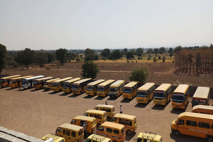 Dnyanada English School-Transport