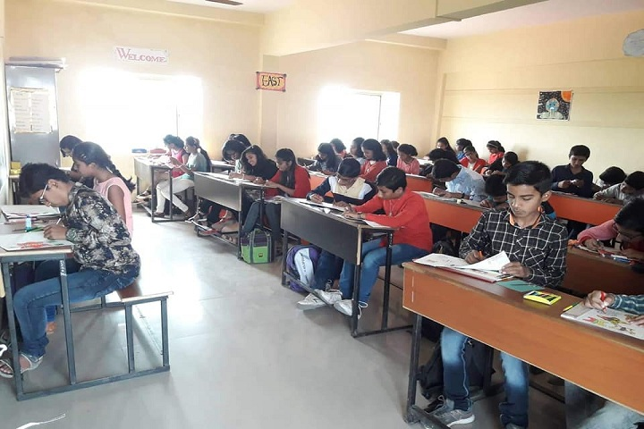 Dnyaneshwar Public School-Classroom