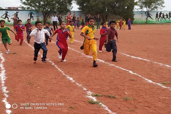 Dnyaneshwar Public School-Sports