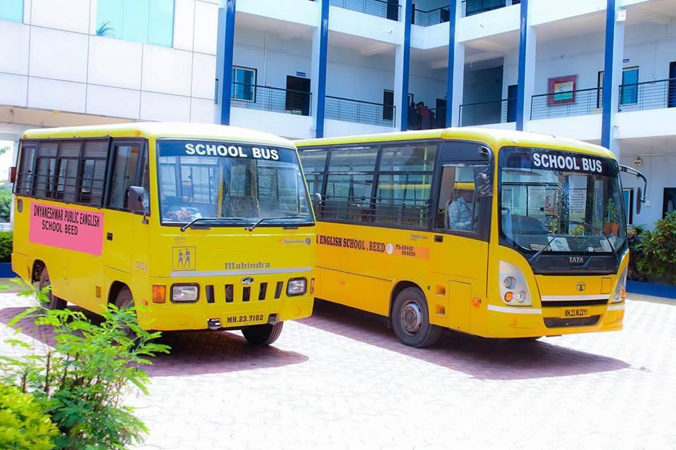 Dnyaneshwar Public School-Transport