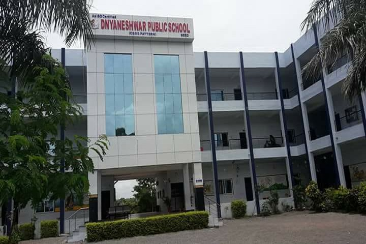 Dnyaneshwar Public School-Building