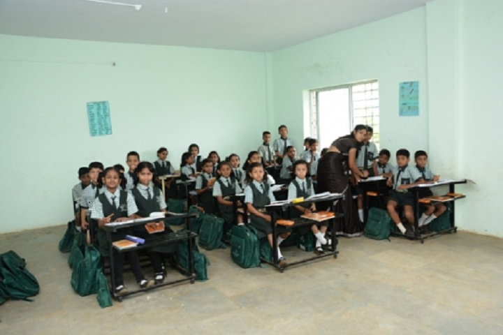 Dnyanvardhini English Medium School-Class