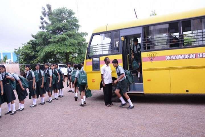 Dnyanvardhini English Medium School-Transport