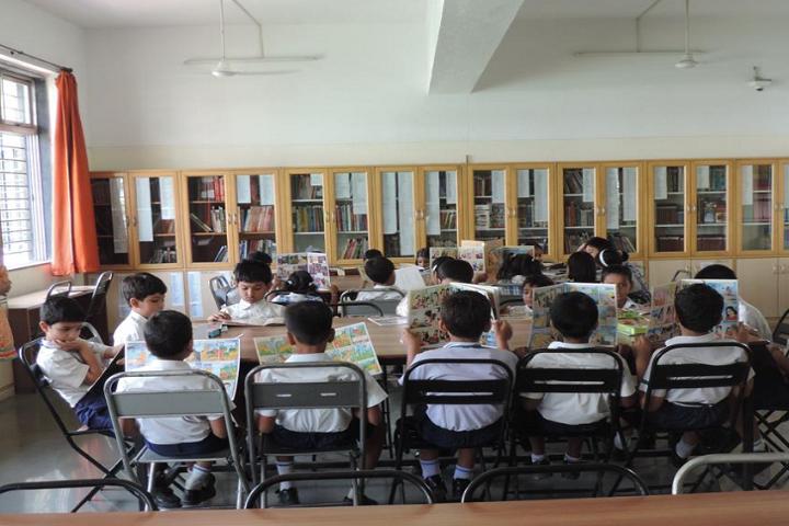 Don Bosco Senior Secondary School-Library