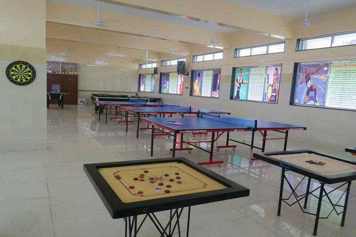 Don Bosco Senior Secondary School-Indoor Games