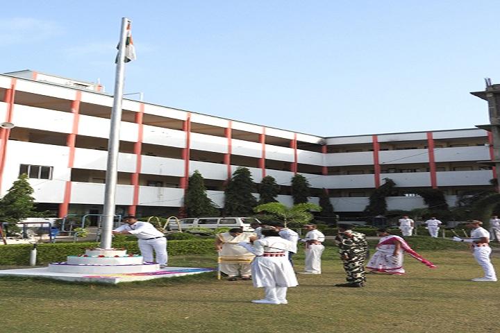 Dr Ulhas Patil English Medium School-Republic Day