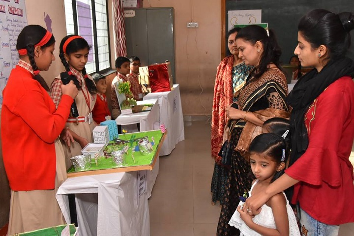 Dr  Ulhas Patil English Medium School-School Exhibition