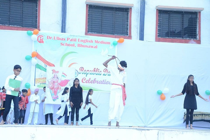 Dr Ulhas Patil English Medium School-Drama performance