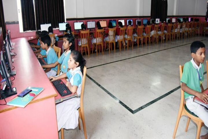 City Public School-Computer Lab