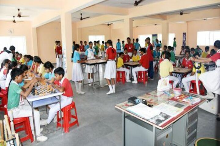 City Public School-Indoor Games
