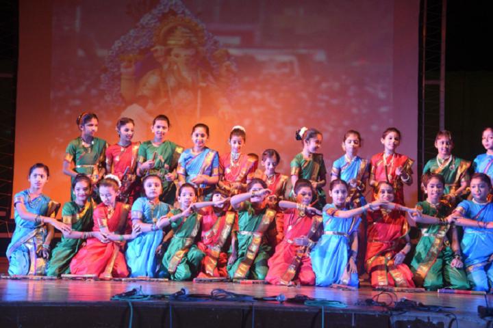 Drb Dav Public School-Dance