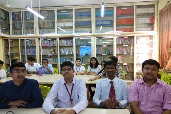 Drb Dav Public School-Library