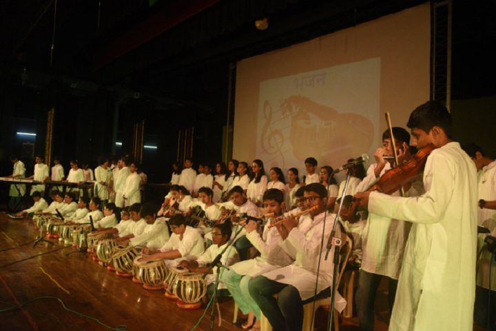 Drb Dav Public School-Music
