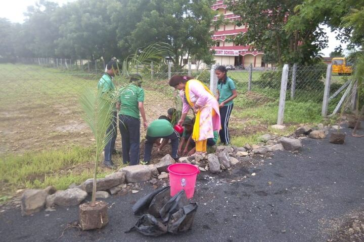 East Point School-Environment Day