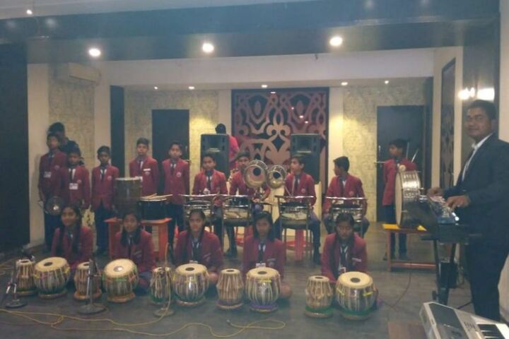 East Point School-Music Competition