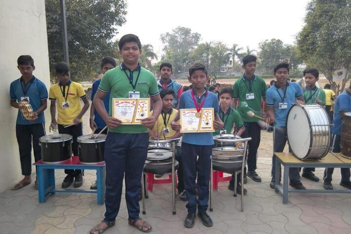 East Point School-Prize Winners