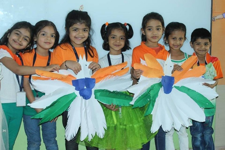 Ebenezer Internation School-Independence Day