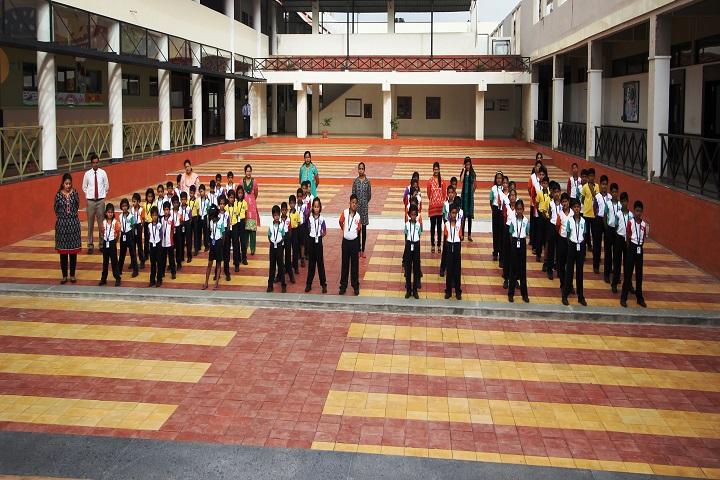 Ebenezer Internation School-Amphitheatre