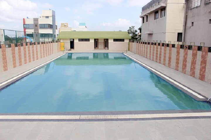 Ebenezer Internation School-Swimming Pool