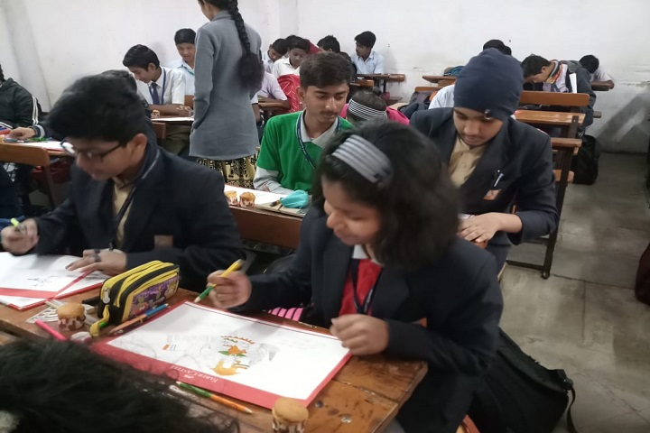 Edify School-Drawing Activity
