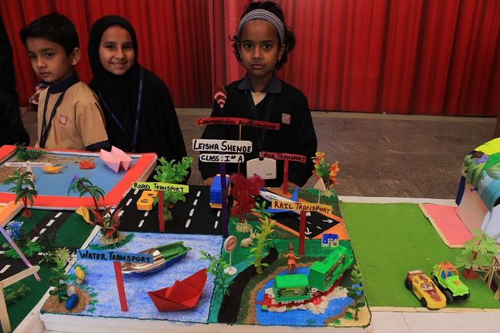 Edify School-Science Exhibition