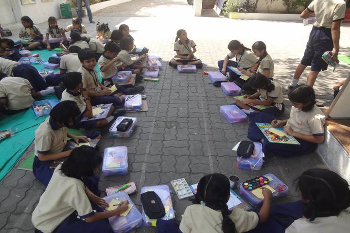 Edify School-Drawing Activity
