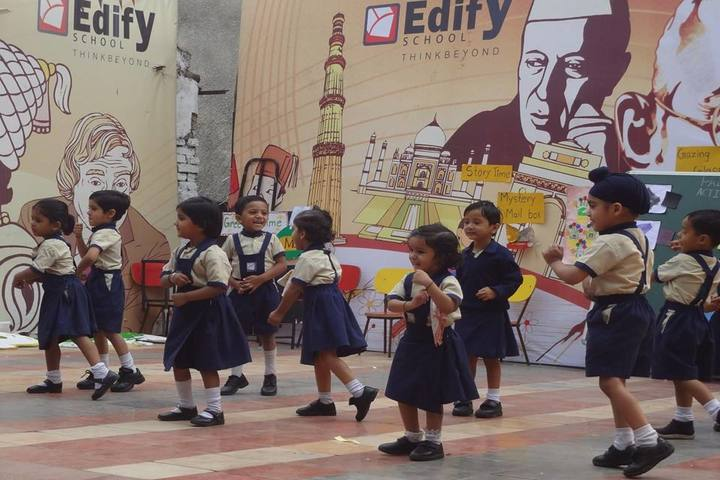 Edify School-Childrens Day