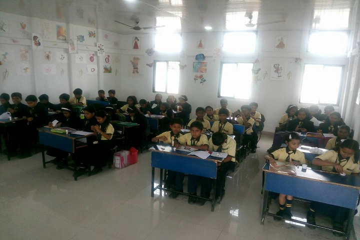 Ekvira School Of Brilliants-Classroom