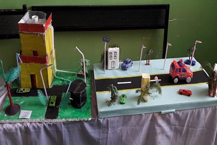 Emerald Heights School-Exhibition