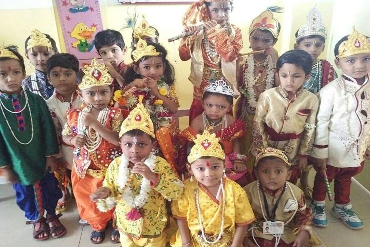 Emerald Heights School-Janmashtmi celebrations