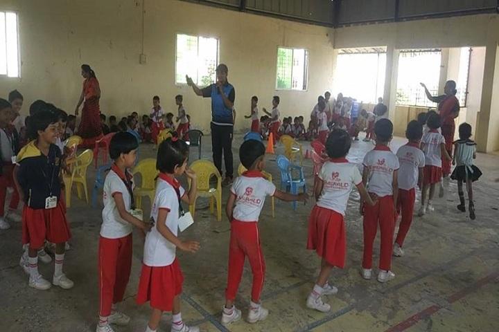 Emerald Heights School-Kids Fun Activity