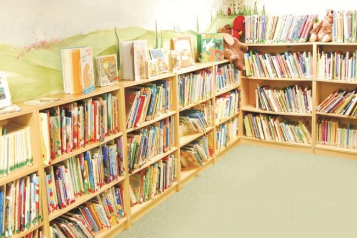 Eon Gyanankur English School-Library