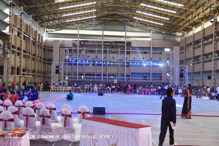Eon Gyanankur English School-Annual sports Meet