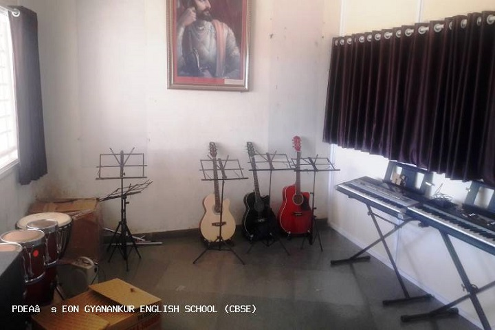Eon Gyanankur English School-Music Room