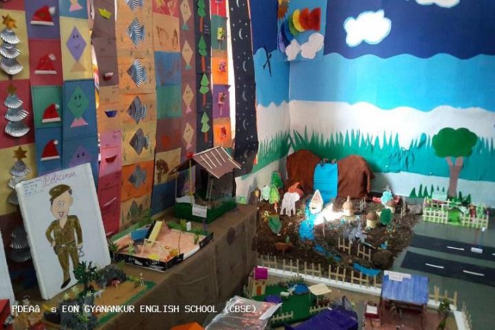 Eon Gyanankur English School-SUPW Room