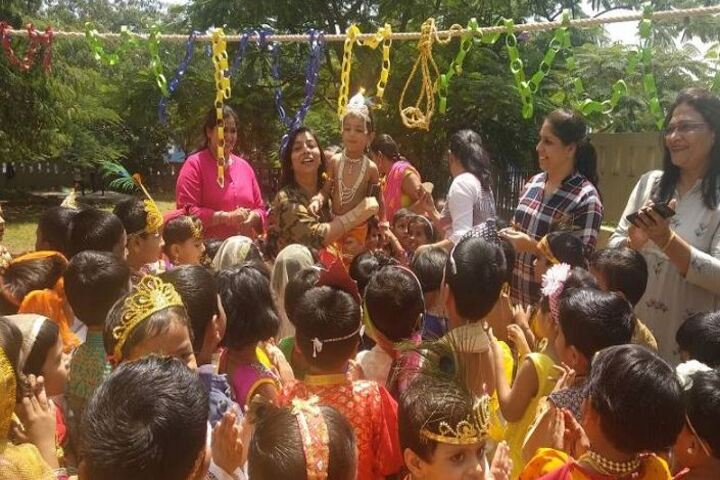 Eon Gyanankur English School-Festival Celebrations