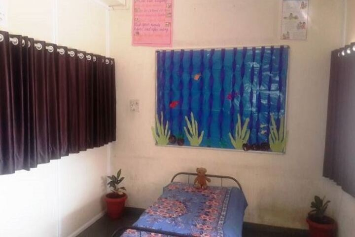 Eon Gyanankur English School-Medical Room