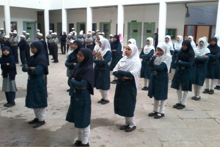 Everest Group of Schools-Morning Assembly