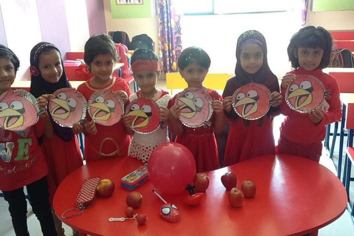 Everest Secondary School-Classroom Activity