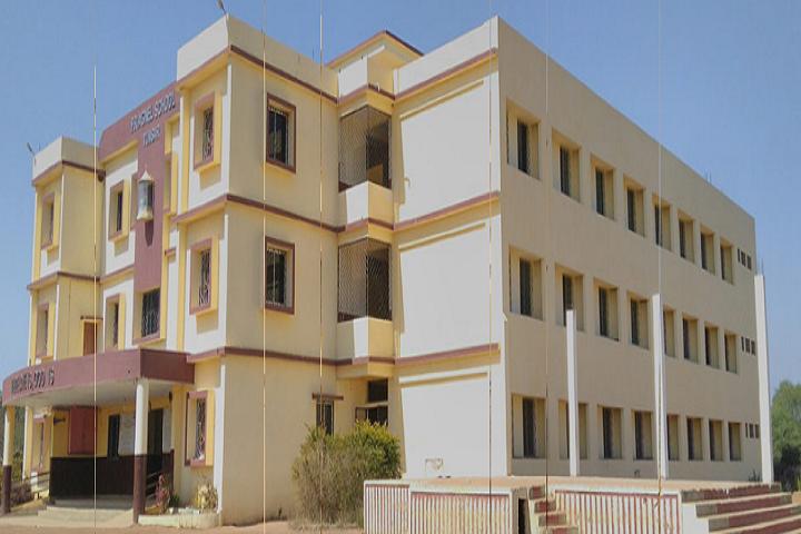 Fr Agnel School-Campusview