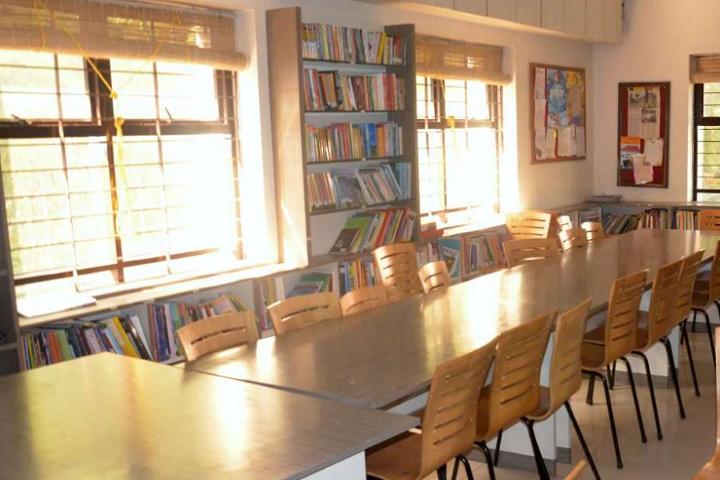 GG International School-Library