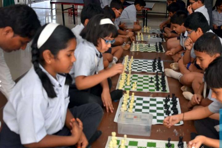 GG International School-Indoor Games