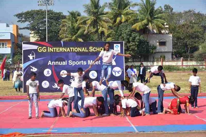 G G International School-Sports Day Celebrations