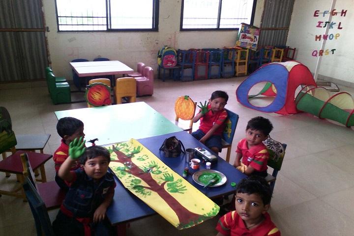 G H Raisoni Vidya Niketan-Art Class
