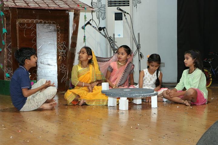 G H Raisoni Vidya Niketan-Drama Performance